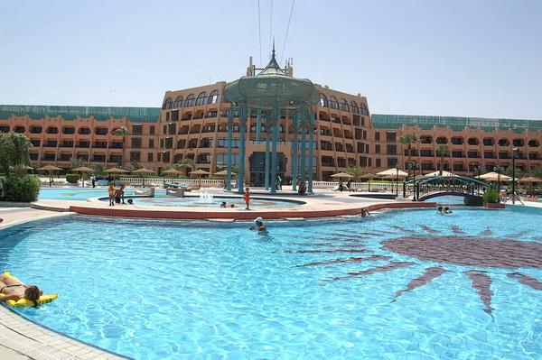 Голден 5* Парадиз Хургада Египет, отзывы, фото