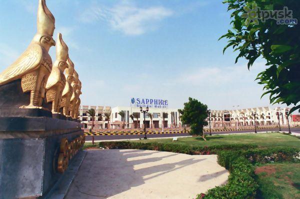 Голден 5* Cапфир Хургада, Египет