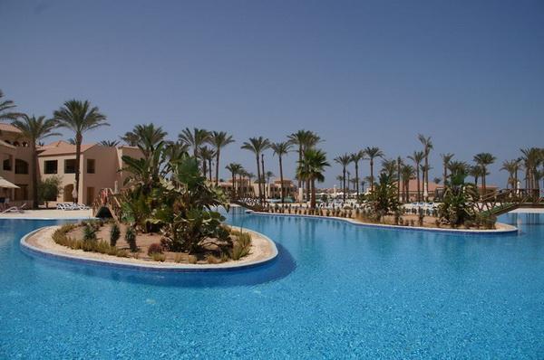Египет Хургада, отель Клеопатра