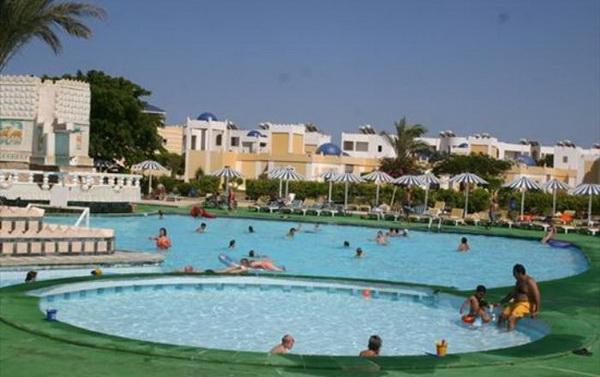 Египет, Хургада - отель Лилиленд
