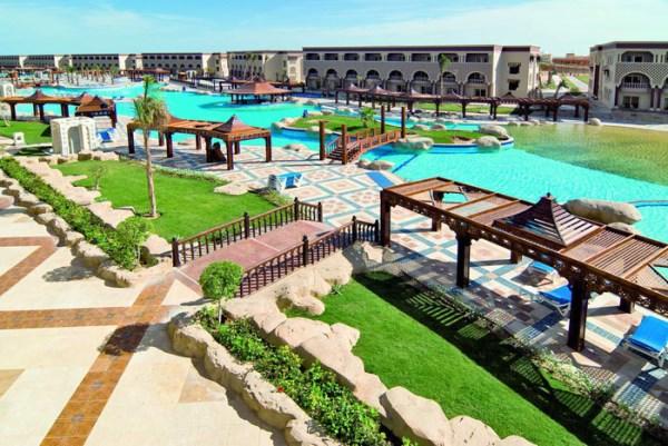 Египет, Хургада, отель Санрайз Мамлюк