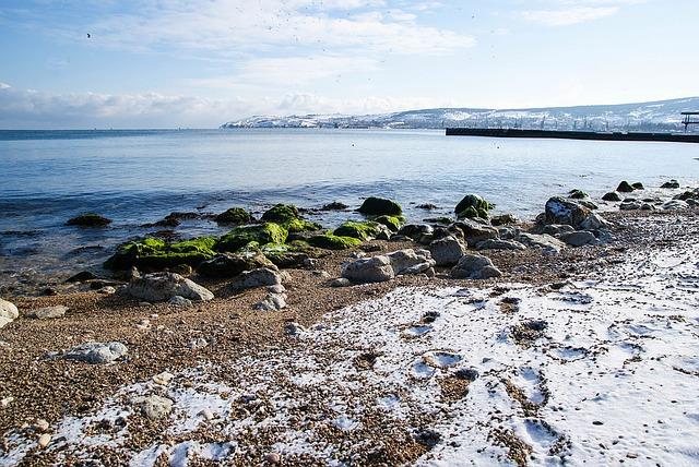 Зима в Крыму - отдых