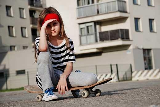 Правила выбора круизера для подростка