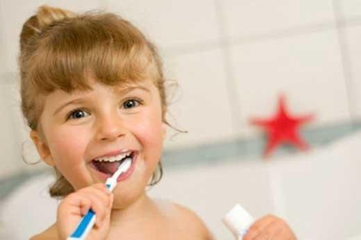 Здоровье маленьких зубок
