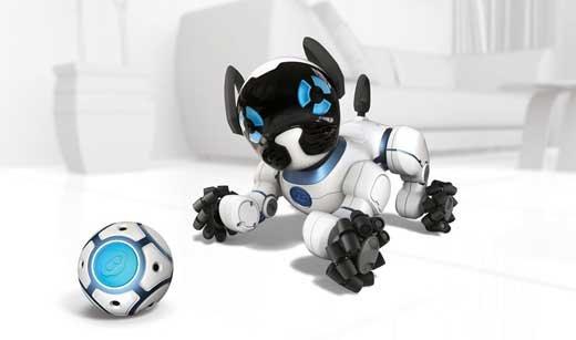 Роботы-собаки вместо живых питомцев