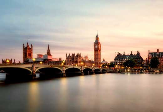 Выходные в Лондоне