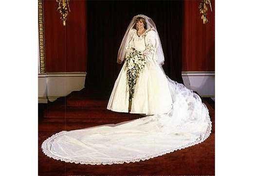 5 необычных свадебных платьев