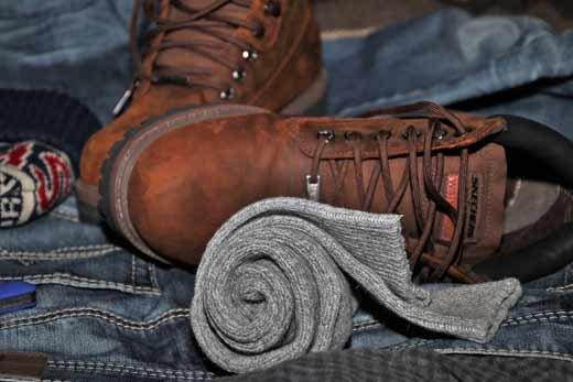 Правда о мужских носках